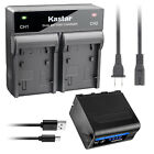 Kastar F980 Battery Rapid Charger for Sony NP-F960 CCD-TRV48 CCD-TRV49 CCD-TRV51
