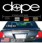 "Dope Scion 7"" Vinyl Decal Sticker Car Window JDM xA xB tC xD iQ FR-S iA iM on eBay"