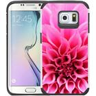 For Samsung Galaxy S6 EDGE Case Slim Hybrid Armor ShockProof Protective Cover