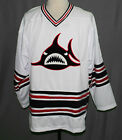 LOS ANGELES SHARKS WHA HOCKEY JERSEY 1973 BART CRASHLEY LA SEWN NEW ANY SIZE