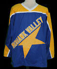 MOHAWK VALLEY STARS RETRO HOCKEY JERSEY SEWN NEW ANY SIZE
