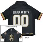 Vegas Golden Knights NHL Pets First Licensed Dog Pet Hockey Jersey Sizes XS-XXL $27.97 USD on eBay