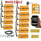 3G 4G GSM 900MHz CDMA Phone Signal Repeater Booster Amplifier With Yagi Kit Lot