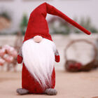 Santa claus christmas pendant doll ornament door gift tree decoration toys CA