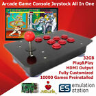 Raspberry Pi Arcade Game Retro Console Joystick All In One