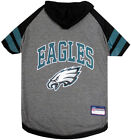 Philadelphia Eagles NFL Pets First Officially Licensed Dog Hoodie Tee Shirt XS-L $22.45 USD on eBay