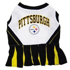 Pittsburgh Steelers NFL Cheerleader Dog Pet Dress Outfit Sizes XS-M $22.45 USD on eBay