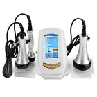 Ultrasonic Cavitation 3in1 RF Vacuum Fat Removal Slim Machine Body Skin Tighten