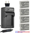 Kastar Battery Travel Charger for Canon NB-10L CB-2LC & Canon PowerShot G1 X