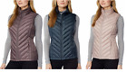 NEW!! 32 Degrees Heat™ Women's Packable Vest, Choose Color