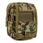 Men Military Belt Fanny Tactical Pack Waist Pouch Pack Shoulder Bag Phone Pocket