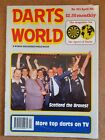 Magazine - DARTS WORLD Contents INDEX SHOWN - Various