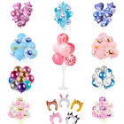 14pc/lot Baby Shower Confetti Balloons Set Gender Reveal Party Decor Faster Ship