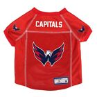 Washington Capitals NHL LEP Dog Pet Mesh Jersey, Red Licensed Sizes XS-XL $23.97 USD on eBay