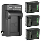 Kastar Battery Wall Charger for Gopro3 AHDBT-302 & GoPro HD HERO3 Black Edition
