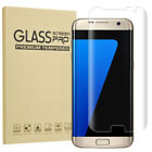 For Samsung Galaxy S6 S7 Edge Full Cover Tempered Glass Phone Screen Protector