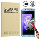 For Samsung Galaxy S6 S7 Urgency Full Cover Tempered Glass Phone Screen Protector