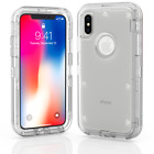 For Apple iPhone X / XS / XR 10S Case Protective Defender Shockproof Cover
