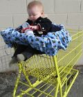 Shopping Cart Cover - for Boys and Girls, handmade 'Bundles of Joy'