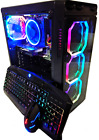 Custom Gaming PC Desktop Computer - 8 CPU Cores • NVIDIA GTX 1070 • RGB KB+Mouse
