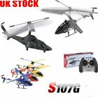 S107G 3.5 CH Remote Control RC Helicopter Electric Alloy Copter Gyroscope YO