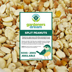GardenersDream Split Peanuts - Fresh Premium Wild Bird Seed Garden Food Nut Feed