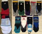 Stance Fusion Basketball Socks NBA Crew Size L BULLS Rockets Warriors Lakers on eBay