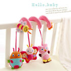 Baby Stroller Educational Toy Rattle Hanging Soft Plush Bed Infant Newborns Gift