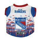 New York Rangers NHL Dog Pet Performance Tee Sizes XS-XL $18.95 USD on eBay