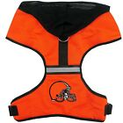 Cleveland Browns NFL Licensed Pets First Dog Hoodie Harness Sizes S-L $19.9 USD on eBay