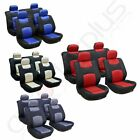 10pcs Universal New Washable 4MM Car Seat Covers w/Headrest Covers For Ford $22.99 USD on eBay