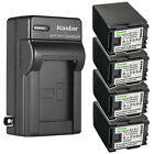 Kastar Battery Wall Charger for Canon BP-827 CG-800 & Canon HF G20 Camcorder