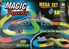 MAGIC TRACK 220 &amp; 360 Glow in the Dark LED LIGHT UP RACE CAR Bend Flex Racetrack <br/> Fast and Free Delivery+Top Seller+Great Gift
