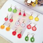 Happiness Jewelry Fashion Charm Cute Fruit Design Earrings Jewelry Women & Girls