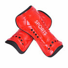 1Pair Men Kids Football Soccer Shin Pads Shin Guards Ankle Guard Sports FR