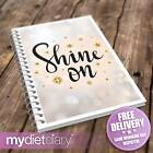 Kyпить SLIMMING WORLD COMPATIBLE FOOD DIARY - Shine On (S048W) 12wk weight loss journal на еВаy.соm