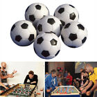6PCS 32MM MINI PLASTIC SCOCCER TABLE FOOTBALL BALLS GAME TOY ACCESSORIES OPULENT