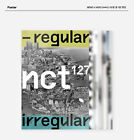 NCT 127 KPOP Regular-Irregular [Regular or Irregular Ver.] Music Album CD