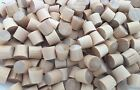 "Birch 5/16"" Flat Head Furniture Plugs ~ Package of 100"
