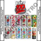 Keep It 100 - All Flavors - Authentic - Fast Shipping