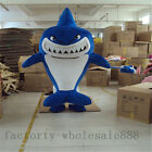 Shark Dolphin Mascot Costume Halloween Christmas Bithday Party Fancy Dress Adult