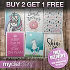 FOOD DIARY - SLIMMING WORLD COMPATIBLE - Weight Loss Diet Journal Planner 7week