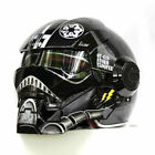 Best Star Wars Stormtrooper Helmet Motorcycle Half Helmet Motocross Masei Black $210.14 CAD on eBay