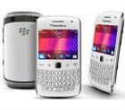 "BlackBerry Curve 9360-5MP- GSM Unlocked AT&T 2.44""-QWERTY Smartphone Black/White"