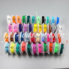 44 Colors Dental Ortho Power Chain Rubber Bands Elastolink Short Type 1 Roll