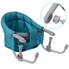 Foldable Portable Hook on Baby Table Chair Portable Seat Travel Seat Table