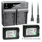 Kastar Battery Rapid Charger for Samsung IA-BP210E IA-BP420E & Samsung HMX-H203