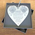 Personalised Pet Memorial In Memory Of Dog Cat Poem Christmas Decoration Gifts