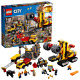 LEGO 60188 City Mining Construction Site Toy, Vehicle Toys, Sets for Kids