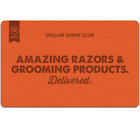 Dollar Shave Club Gift Card - $25 $50 $100 - Email delivery